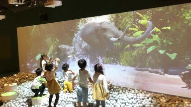 "Recreating Adventure Play in the Real World with Technologies Cultivated in Game Development ""DOCODOCO The LOHAS Store"" Real-World Entertainment for Hong Kong Children"